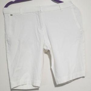 4 White House Black market shorts